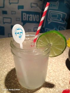 Fresquila- fresca, tequila  and a lime