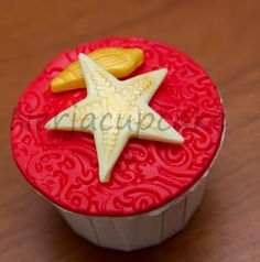 Cupcakes marineros