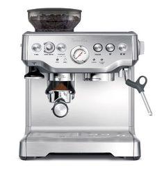 Breville BES870XL Barista Express Espresso Machine, http://www.amazon.com/dp/B00CH9QWOU/ref=cm_sw_r_pi_awdm_plactb0061ABQ