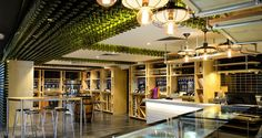 The National Wine Centre's (NWC) Wined Bar has undergone a major facelift. National Wine Centre, Social Events, Spice, Parties, Bar, Weddings, Mansions, House Styles, News