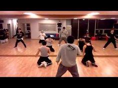 Kim Hyun Joong  Break Down Dance Practice