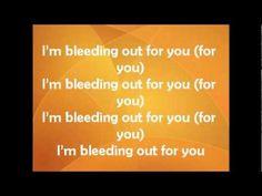 Imagine Dragons - Bleeding Out ( lyrics )