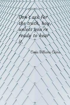 24 Han Quotes Of Cinda Williams Chima
