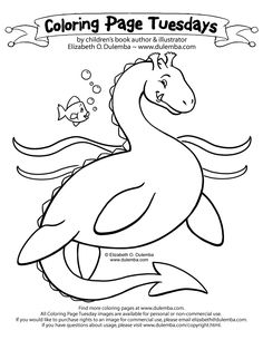 Nod Printable Coloring Pages Winter Yeti