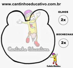 CANTINHO EDUCATIVO: SAPINHO COM BEXIGA