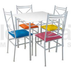 Idealiza Móveis - Cadeiras de ferro para Restaurante e Buffet | Mesas