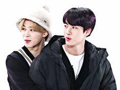 Cuties ✨♥️ #Jimin and #Jin Run BTS! 2018 Ep. 38