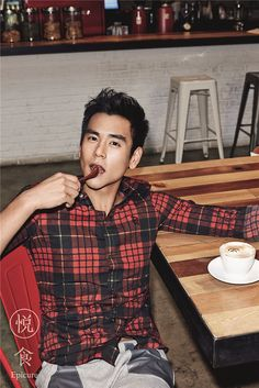 Eddie Peng on @dramafever, Check it out!