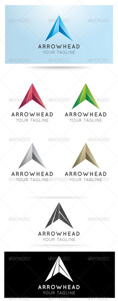 Arrowhead Logo #GraphicRiver An arrowhead symbolize advancement, aim, leadership, direction, achievement. What you get: Vector, scalable to any size Fully editable AI files EPS 10 files CMYK Mode Different Colors : blue, silver, brown, maroon, green, black & white Font used : Quicksand I am available for further assistance with the file Created: 27October13 GraphicsFilesIncluded: VectorEPS #AIIllustrator Layered: Yes MinimumAdobeCSVersion: CS Resolution: Resizable Tags: achievement…