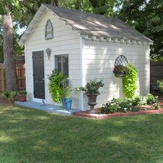 33 Affordable Garden Shed Plans Ideas for You