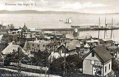 Digby, Nova Scotia, January 1, 1910. Go See, January 1, Nova Scotia, Grade 1, Historical Photos, Vacation Ideas, Social Studies, Wander, Paris Skyline