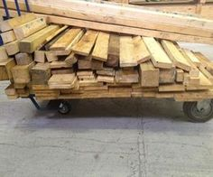 How To Make Clean and Safe Wooden Pallet Furniture
