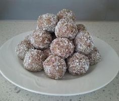 Coconut Cranberry Bliss Balls by vee2201 on www.recipecommunity.com.au