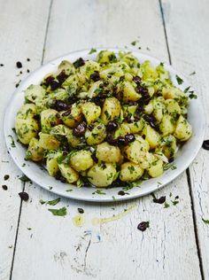 Cypriot-Style Potato Salad. You can't beat a good potato salad