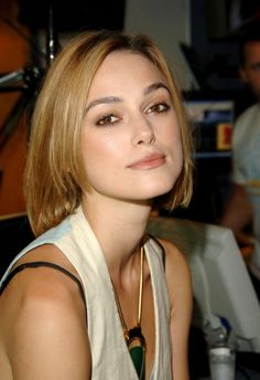 Keira Knightley in 2006.