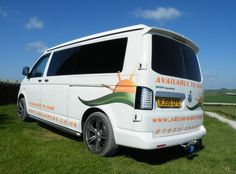 Campervans For Hire. Hire A CamperVan. Campers For Hire. T5 Camper, Vw T5, Campers, Campervan Hire, Best Camping Gear, Camping Equipment, Campsite, Motorhome, Caravan