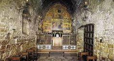Basilica Papale fuori Roma di Santa Maria degli Angeli (della Porziuncola) Assisi - INTERNO DELLA PORZIUNCOLA  Cerca con Google