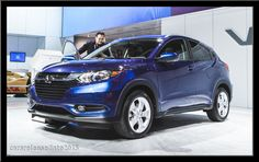2016 Honda HR-V Crossover, Price, Release Date - http://carsreleasedate2015.net/2016-honda-hr-v-crossover-price-release-date/