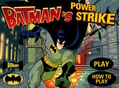 Batman Power Strike game online Online Games For Kids, Play Online, Batman Games, Free Games, Super Powers, Fictional Characters, Fantasy Characters