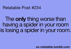 Nothing worse seriously!
