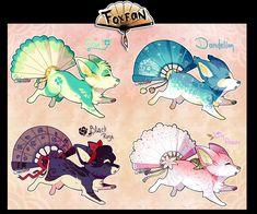 Foxfan Designs & Art • Belliko-art