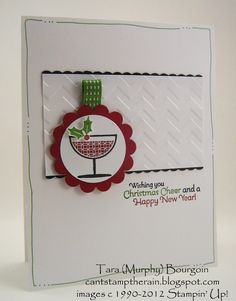 Happy Hour Stampin' Up