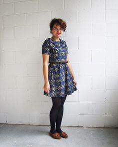 Aurora dress LAST ONE size small by supayana on Etsy