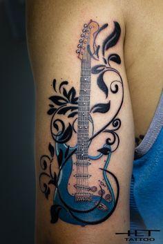 Dope Tattoos, Dream Tattoos, Music Tattoos, Pretty Tattoos, Body Art Tattoos, Fairy Tattoo Designs, Music Tattoo Designs, Music Tattoo Sleeves, Sleeve Tattoos