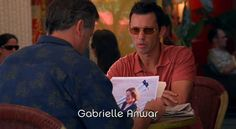 "Burn Notice 2x11 ""Hot Spot"" - Michael Westen (Jeffrey Donovan) & Sam Axe (Bruce Campbell)"