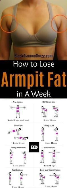 Belly Fat Workout - Fat Fast Shrinking Signal Diet-Recipes - Arm fat workout| How to get rid of armpit fat and underarm fat bra in a week .These arm fat exercises will make you look sexy in your strapless dress and your friends will be jealous. Try it, you do not have anything to lose execept than that subborn upper body fat! - Do This One Unusual 10-Minute Trick Before Work To Melt Away 15  Pounds of Belly Fat #howlose15poundsin2weeks Do This One Unusual 10-Minute Trick Before Work To...