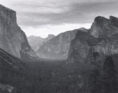 PAUL CAPONIGRO  b. 1932 Yosemite Date:1953