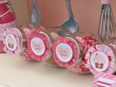 Share Tweet Pin Mail There has been a trend lately of darling baking-themed parties, such as some of my adorable faves by Passion for ...