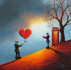 David Renshaw, 1973 ~ Time of love | Tutt'Art@ | Pittura * Scultura * Poesia * Musica |
