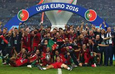 Viva Portugal!  campeoes champions euro 2016 euro 2016 final Portugal