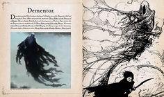 Harry Potter: The Creature Vault on Behance