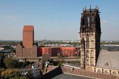 Landesarchiv, Duisburg, O&O Baukunst