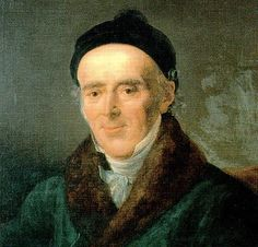 Samuel Hahnemann, the founder of homeopathy. I wish I could of met him.