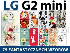 LG G2 mini | Fantastic Case ETUI   2x FOLIA