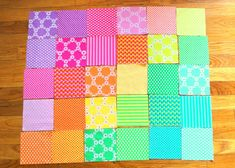 Easy Baby Quilt Pattern for Beginners - Sew Adorable Fabrics