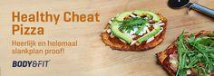 Slankplan Cheat: Pizza | Blog | Body & Fitshop