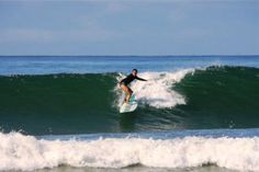 Top surfing destinations in Costa Rica...Nosara.  http://www.villascostarica.com/blog/2014/03/nat-geo-lists-nosara-among-worlds-20-best-surf-towns/