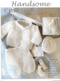 | Baby Boy Crochet Patterns
