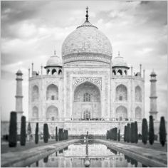 Taj Mahal, India March 2005
