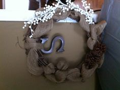 Holiday Wreath!