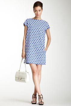 Diane von Furstenberg  Lauren Ring Sequin Embellished Dress