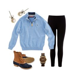 Vineyard Vines & LL. Bean Boots!!!!! Loving this!!!!!! wish...might have to get this outfit for our honeymoon!