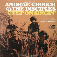 andre crouch