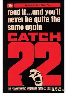 Поправка-22 (Catch-22). Джозеф Хеллер
