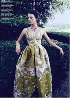 Princess Charming - Milly by Pasquale Abbattista for Elle Germany October 2015 Paule Ka