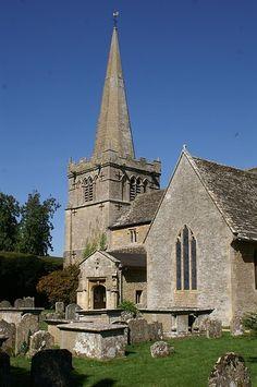 All Saints Church - Down Ampney